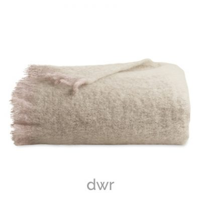 mohair-throw