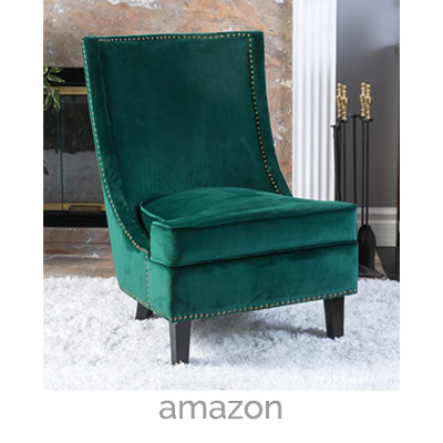 veleet-green-accent-chair